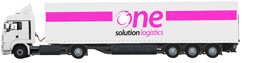one solution logistics - lkw 13,6m ohne Boardwände